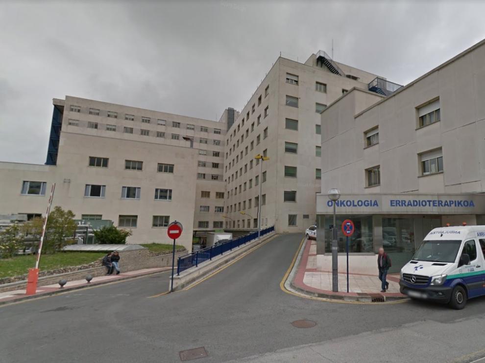 Hospital de Txagorritxu, en Álava