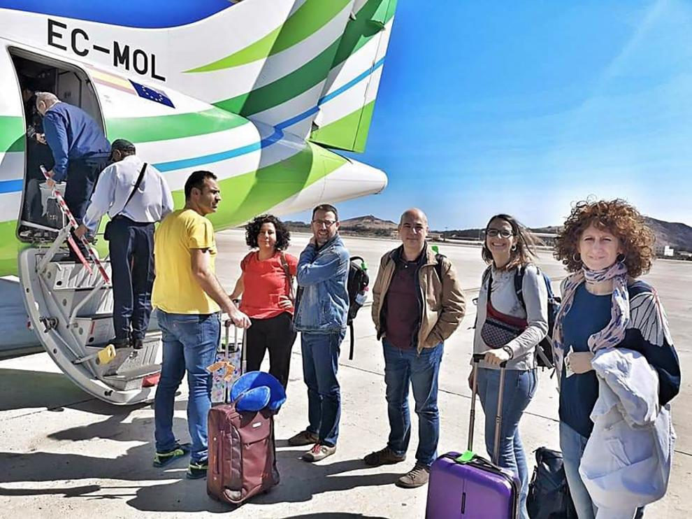 Marruecos expulsa del Sáhara a ocho diputados y activistas catalanes