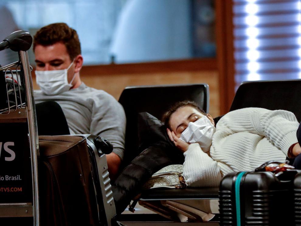 Medidas contra el coronavirus en Brasil