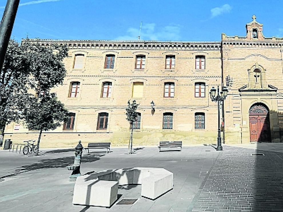 Seminario de Huesca.