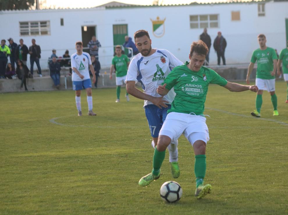Fútbol. Regional Preferente- Quinto vs Fuentes.