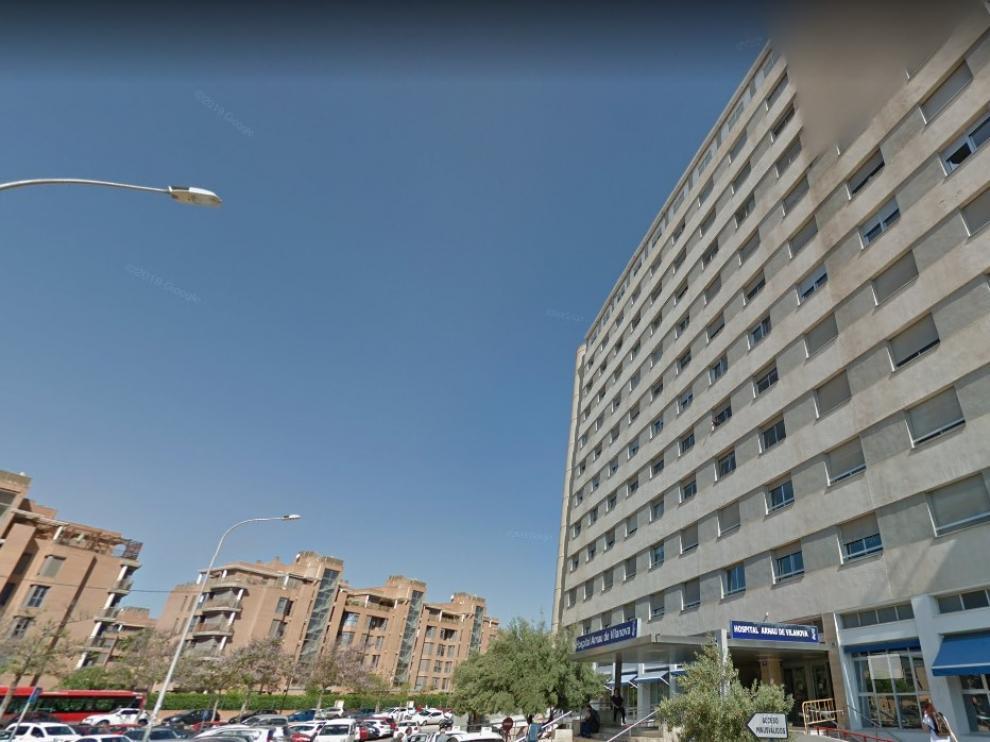 Hospital Arnau de Vilanova de Valencia