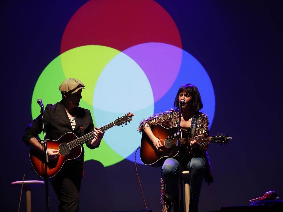 Amaral ofrecerá su último concierto de 2020 en Zaragoza