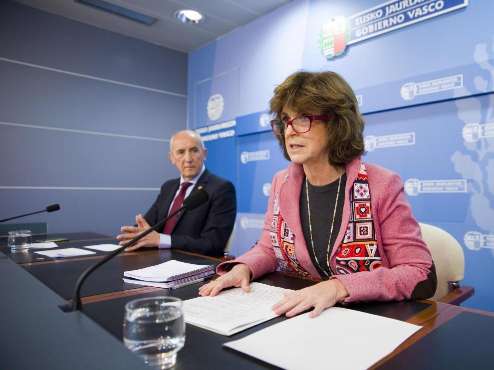 Son 13 los casos de coronavirus en Euskadi con un primer positivo en Bizkaia