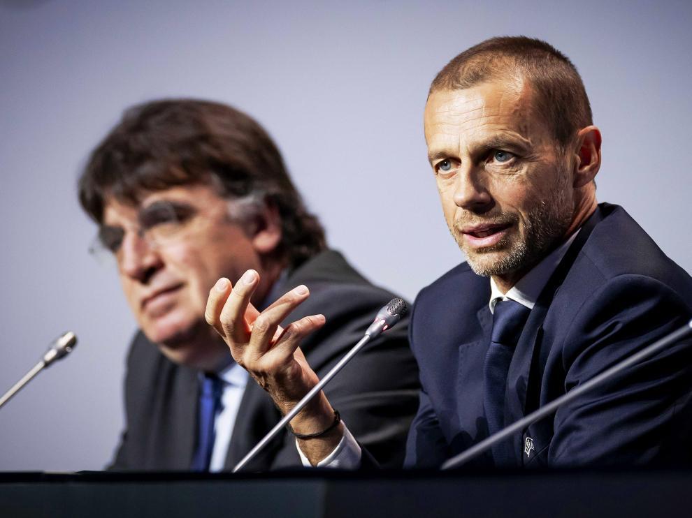 UEFA Congress in Amsterdam