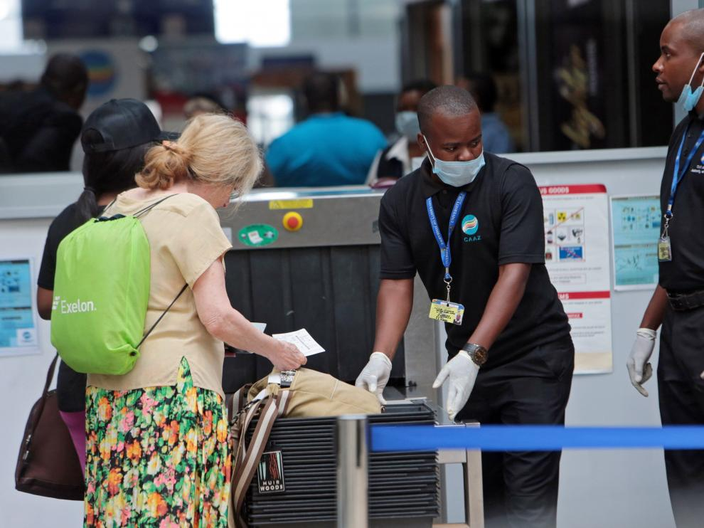 Zimbabwe in Coronavirus preparedness