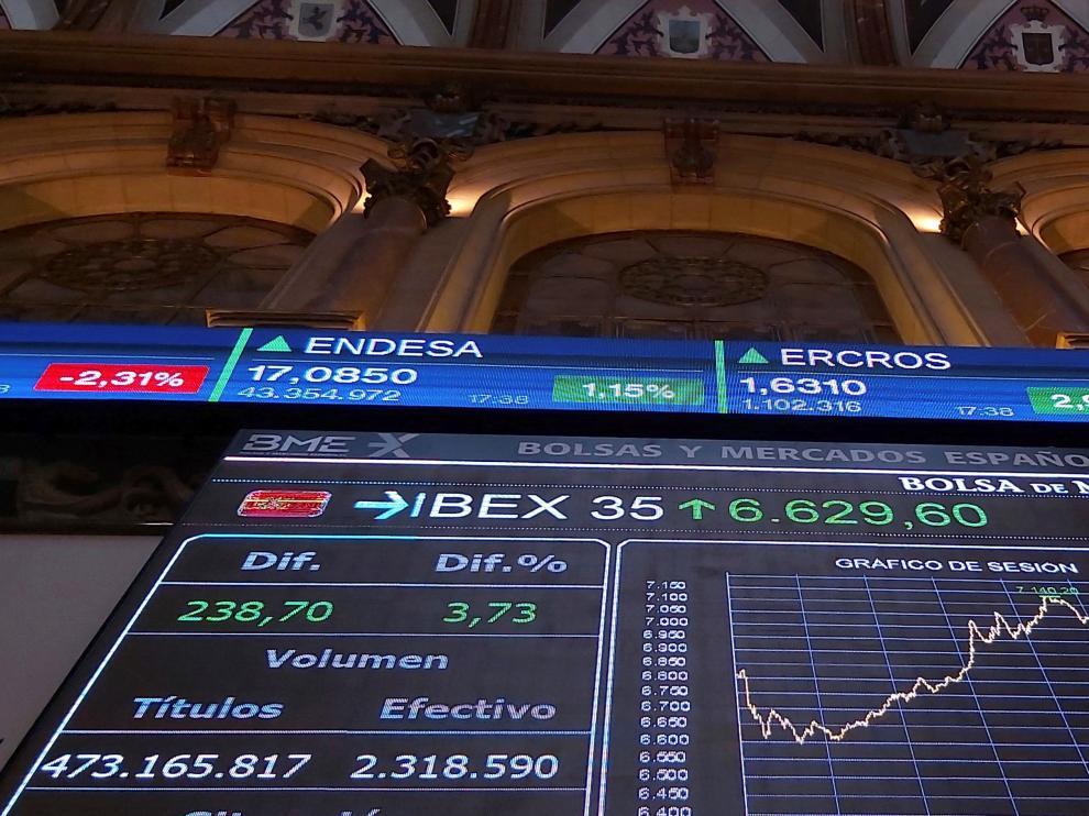 La bolsa española ha terminado la segunda peor semana de su historia.