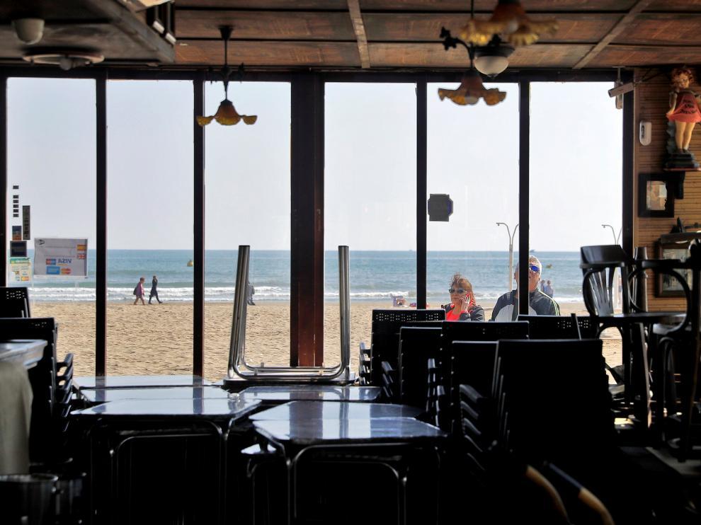 La Generalitat decreta el cierre de todos los bares y restaurantes de la Comunitat Valenciana