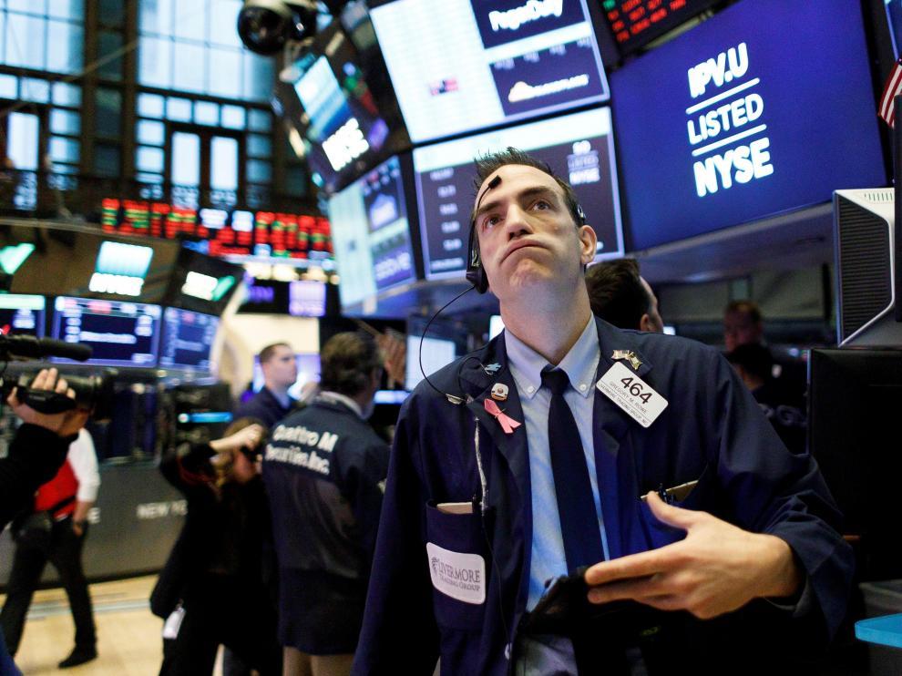 Bolsa de Wall Street.