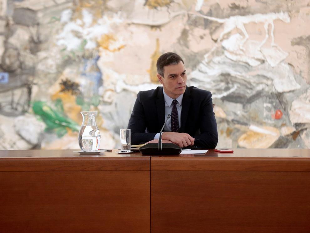 Spanish PM Sanchez chairs Coronavirus Technical Management Committee