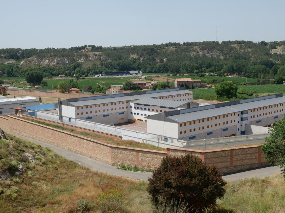 Carcel de Teruel /2019-07-12/ Foto: Jorge Escudero [[[FOTOGRAFOS]]] [[[HA ARCHIVO]]]