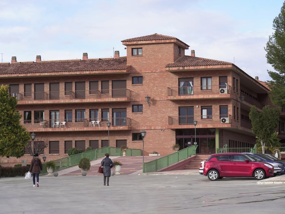 Residencia San Jose de Teruel con problemas de personal asistencial por la crisis de coronavirus. Foto Antonio Garcia/Bykofoto. 23/03/20 [[[FOTOGRAFOS]]]