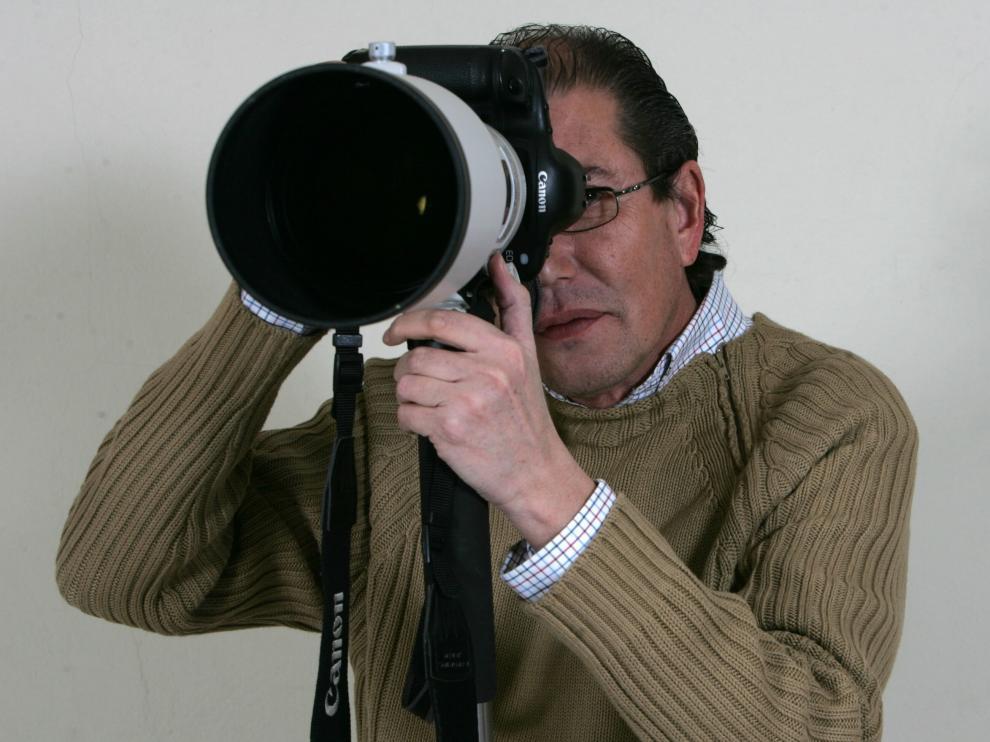 CARLOS MONCIN, CARETO DEPORTES / 31-01-05 / FOTOGRAFOS [[[HA ARCHIVO]]]