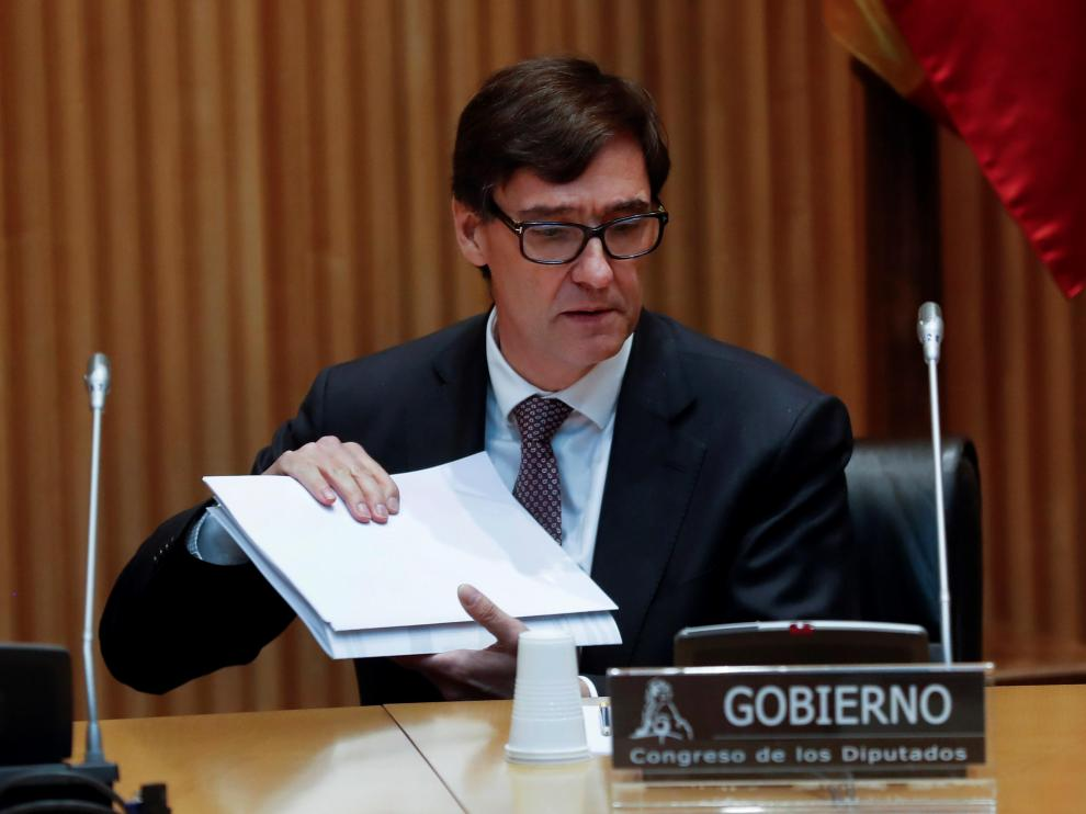 Illa afirma que España se aproxima al pico de la curva de la pandemia