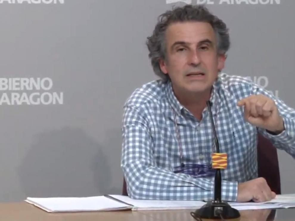 Francisco Javier Falo.
