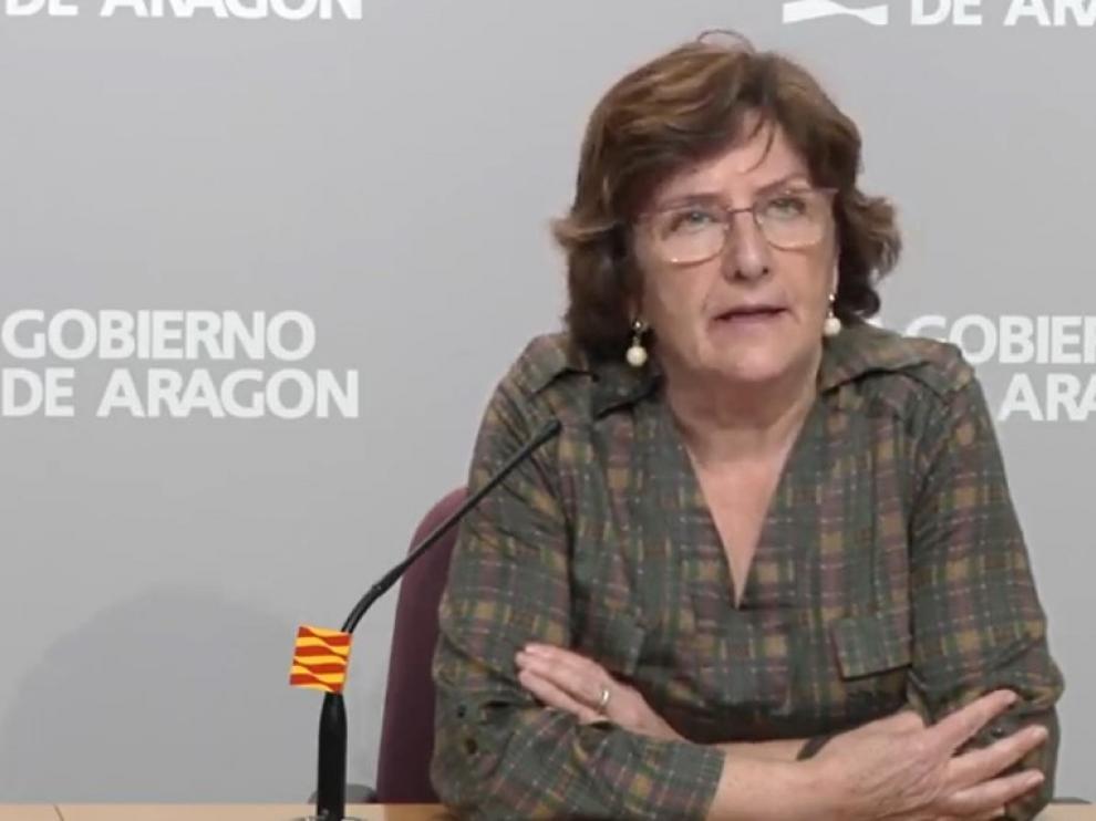 María Victoria Broto.