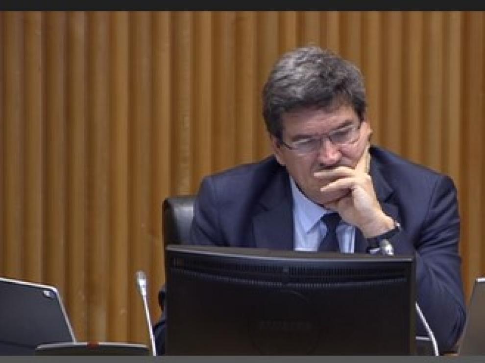 José Luis Escrivá, ministro de Inclusión, Seguridad Social y Migraciones