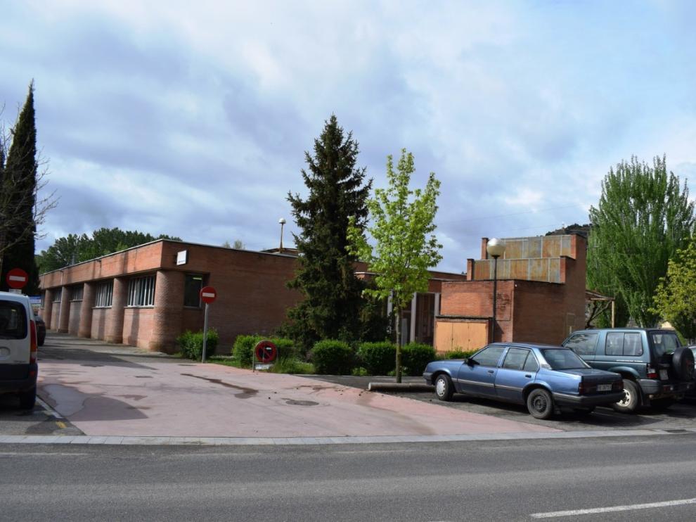 Imagen del centro de salud de Graus.