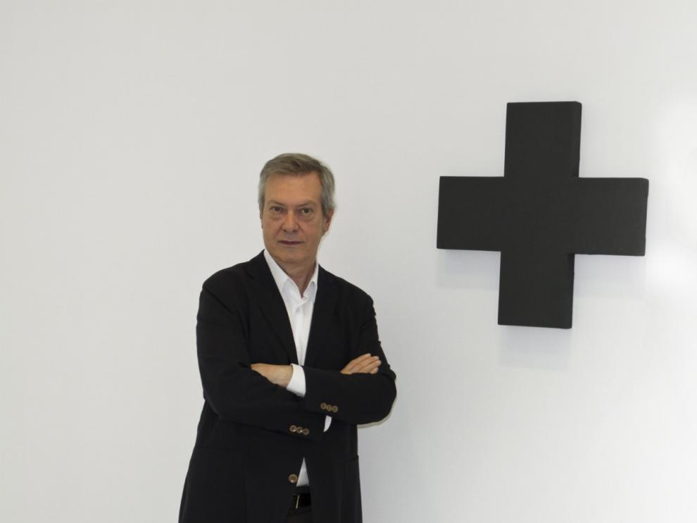 Entrevista al galerista Miguel Marcos.