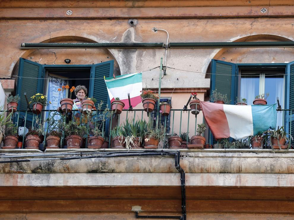 75th anniversary of Italy's Liberation