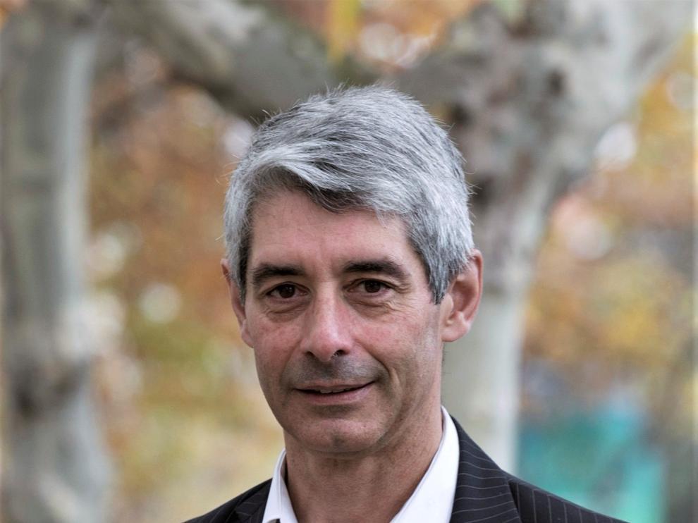 Ángel Gómez de Ágreda, analista autor de la novela 1984.