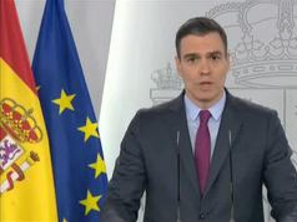 Pedro Sánchez anuncia el regreso del deporte en España en medio de su plan de desconfinamiento por la pandemia del coronavirus