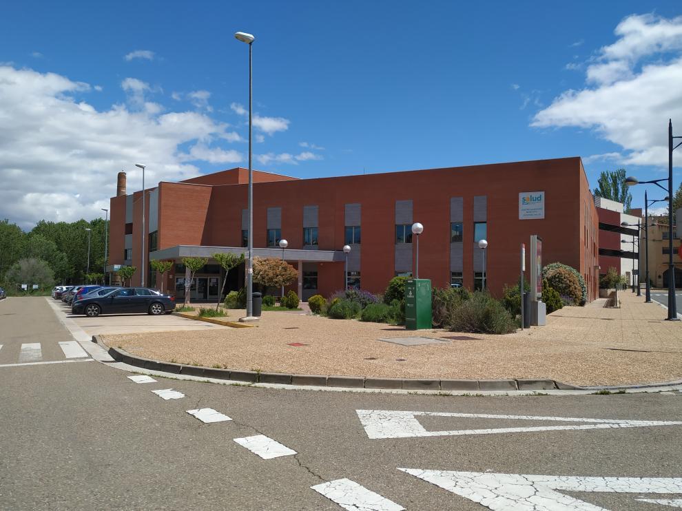 El centro de salud de Tarazona