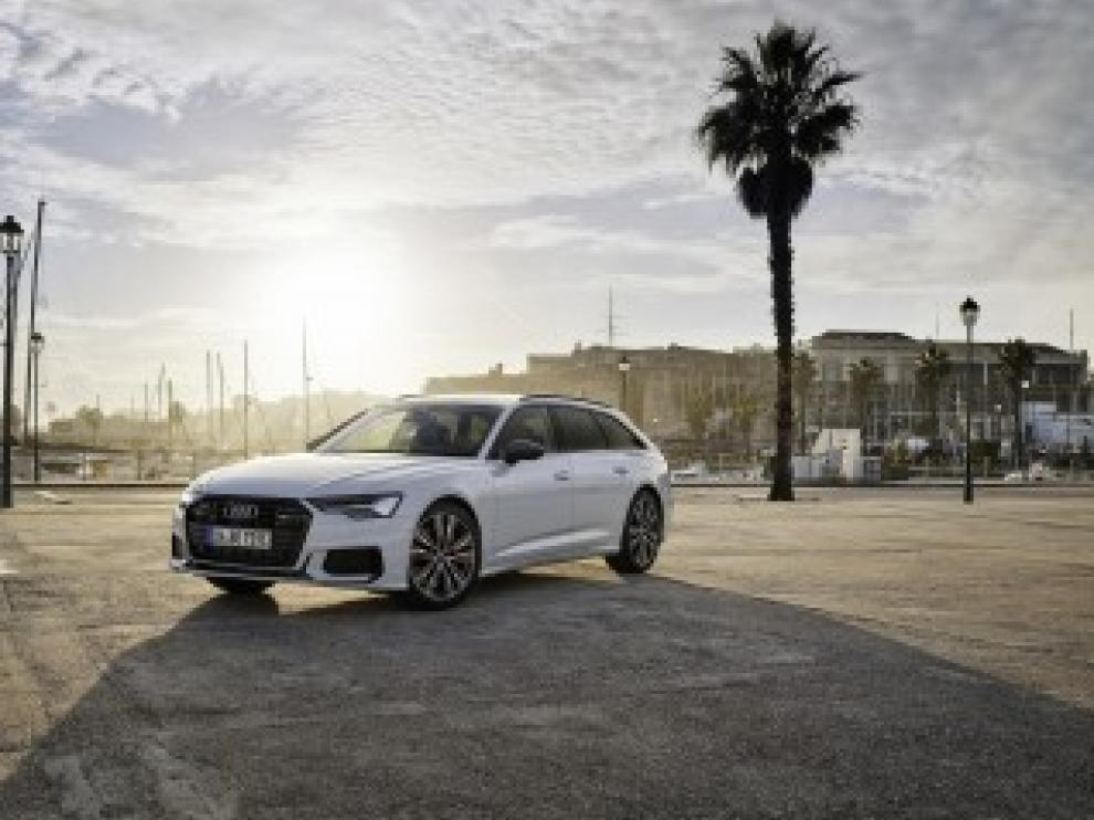 Audi A6 Avant híbrido enchufable