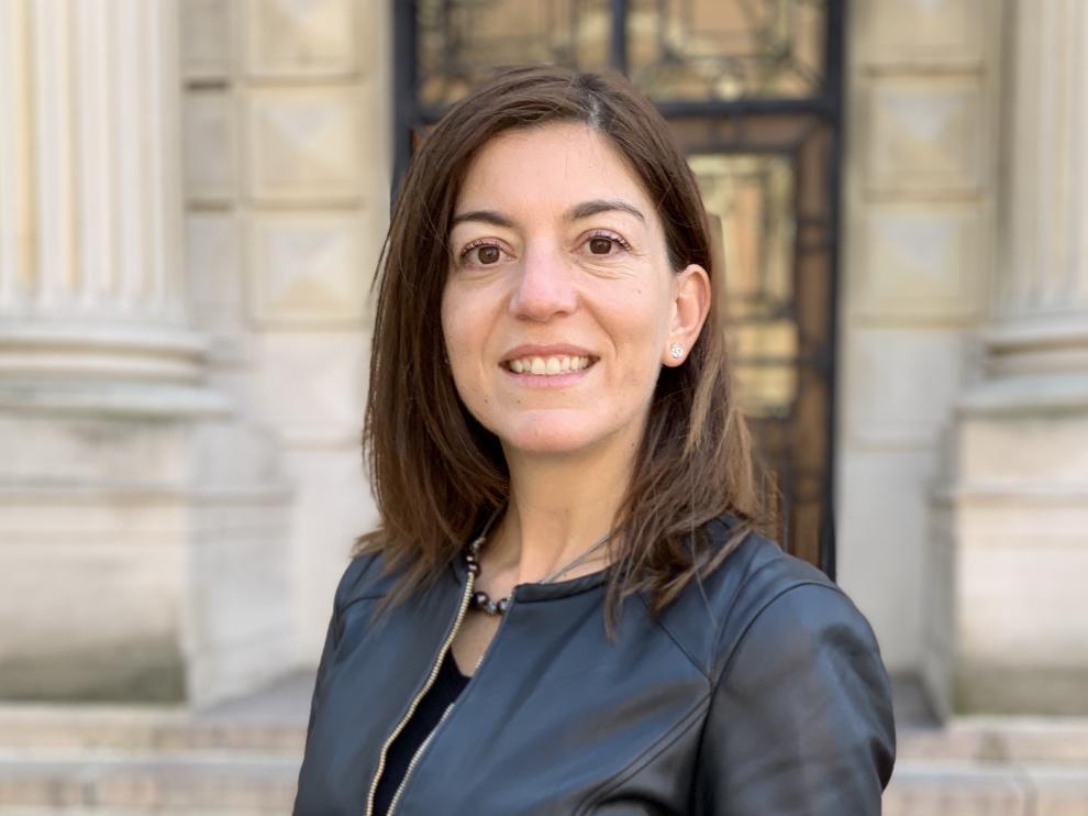 María Lahuerta investiga en Nueva York para frenar el coronavirus.