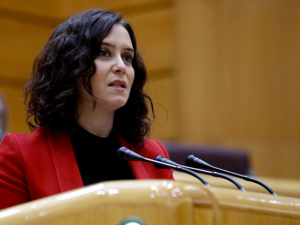 Gobierno y autonomías se ven las caras hoy en el Senado por la pandemia