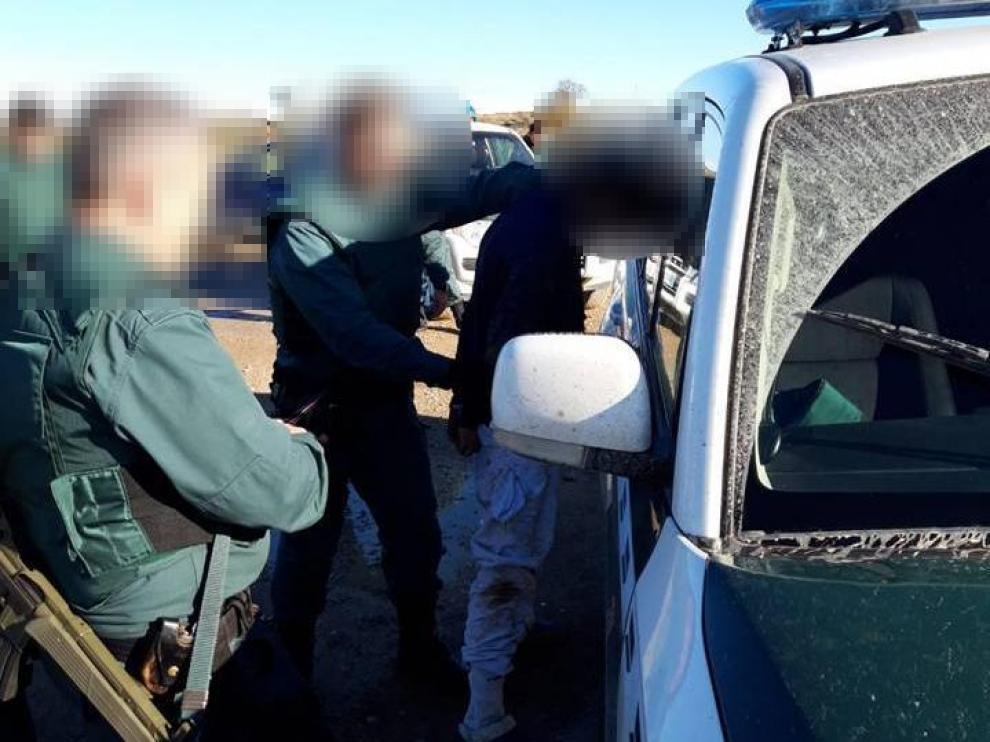 El autor de la triple tentativa de homicidio fue detenido el 14 de diciembre de 2018 en Ontinar del Salz.