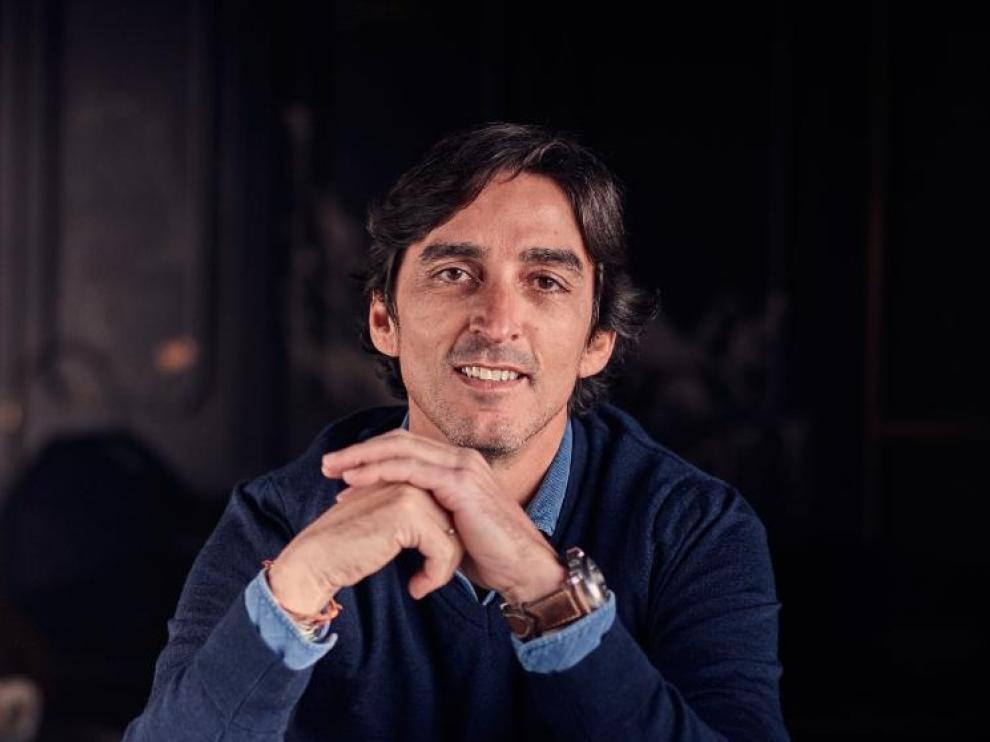 Javier Floristán, presidente de la Asociación de Franquicias de Aragón (AFA).