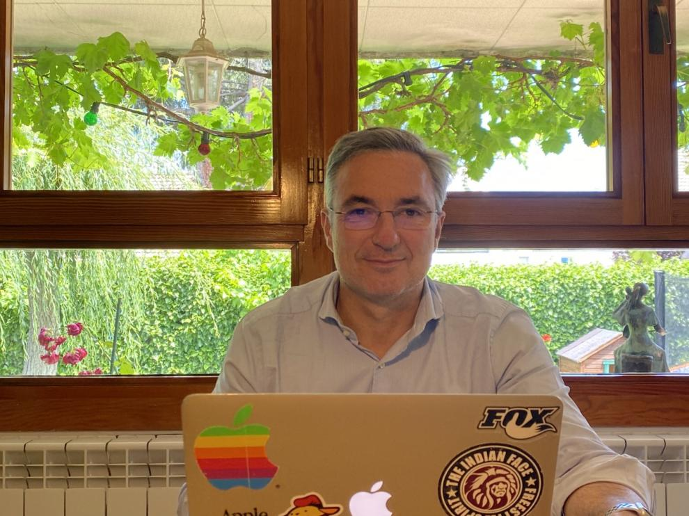 Guillermo Gistau, director general y fundador de Quelinka.