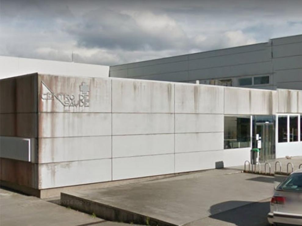 Centro de Salud de Villalba en Lugo
