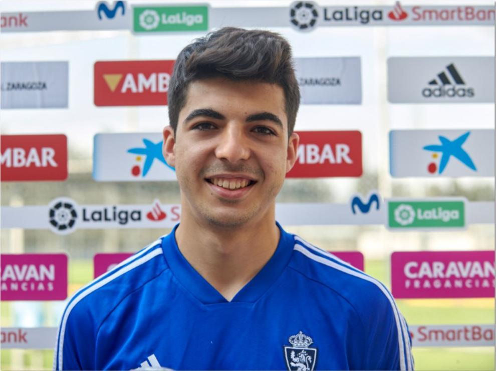 Enrique Clemente, al mediodía de este martes, en la Ciudad Deportiva.