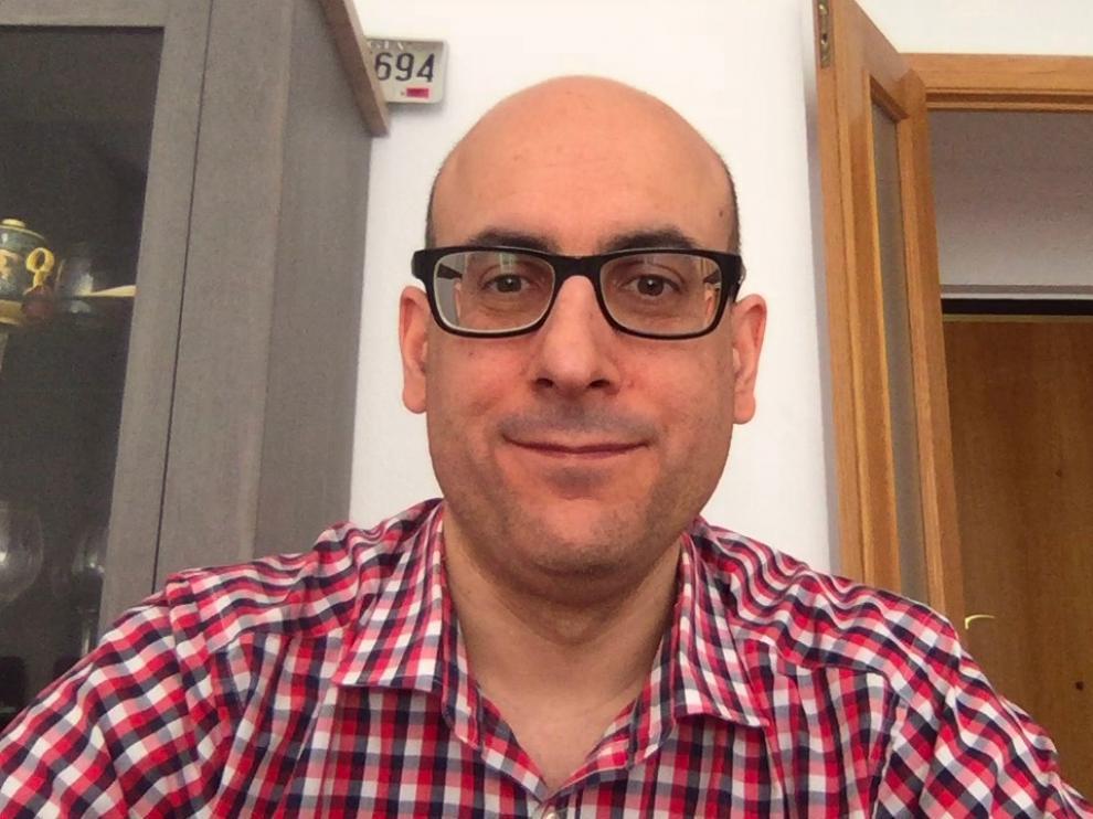José Javier Ramasco intervino en la última videoconferencia de Ibercaja sobre movilidad.