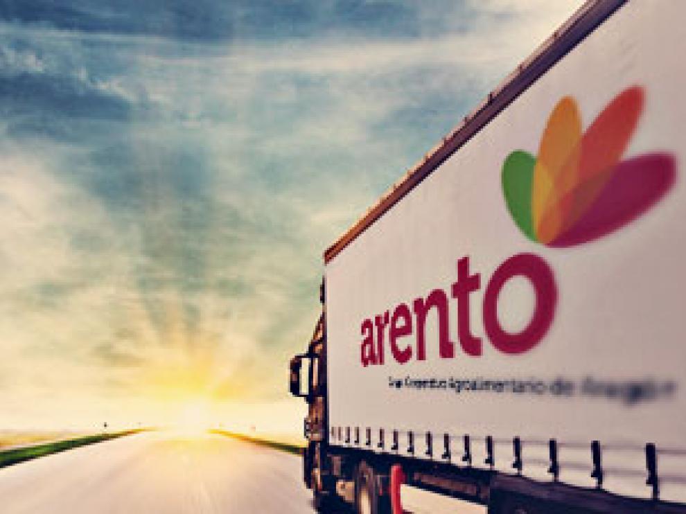Arento, grupo alimentario aragonés, ha presentado suspensión de pagos.