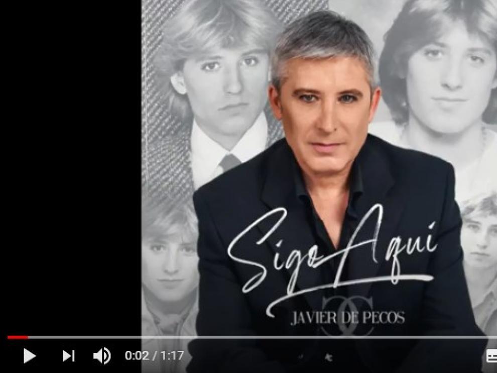 Javier de Pecos lanza un nuevo single.