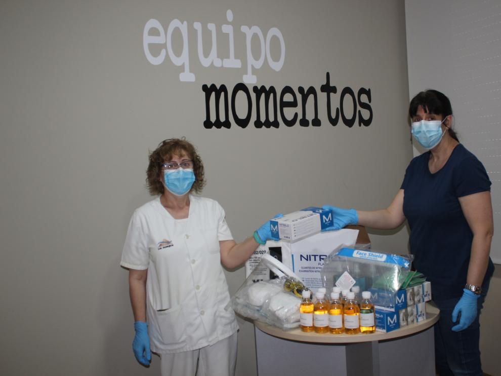 El servicio de Ayuda a Domicilio ha asistido a vecinos no usuarios durante la crisis sanitaria.