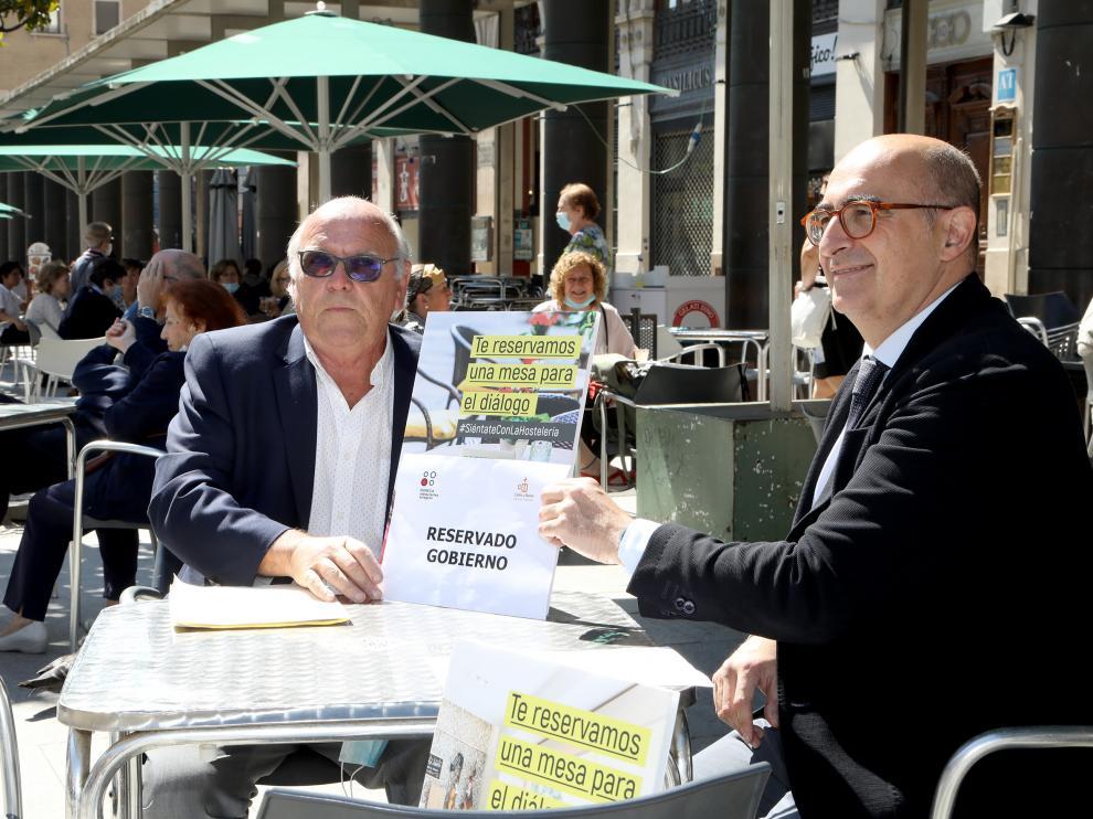 Horeca y Cafes y Bares en la Delegacion del Gobierno en Zaragoza
