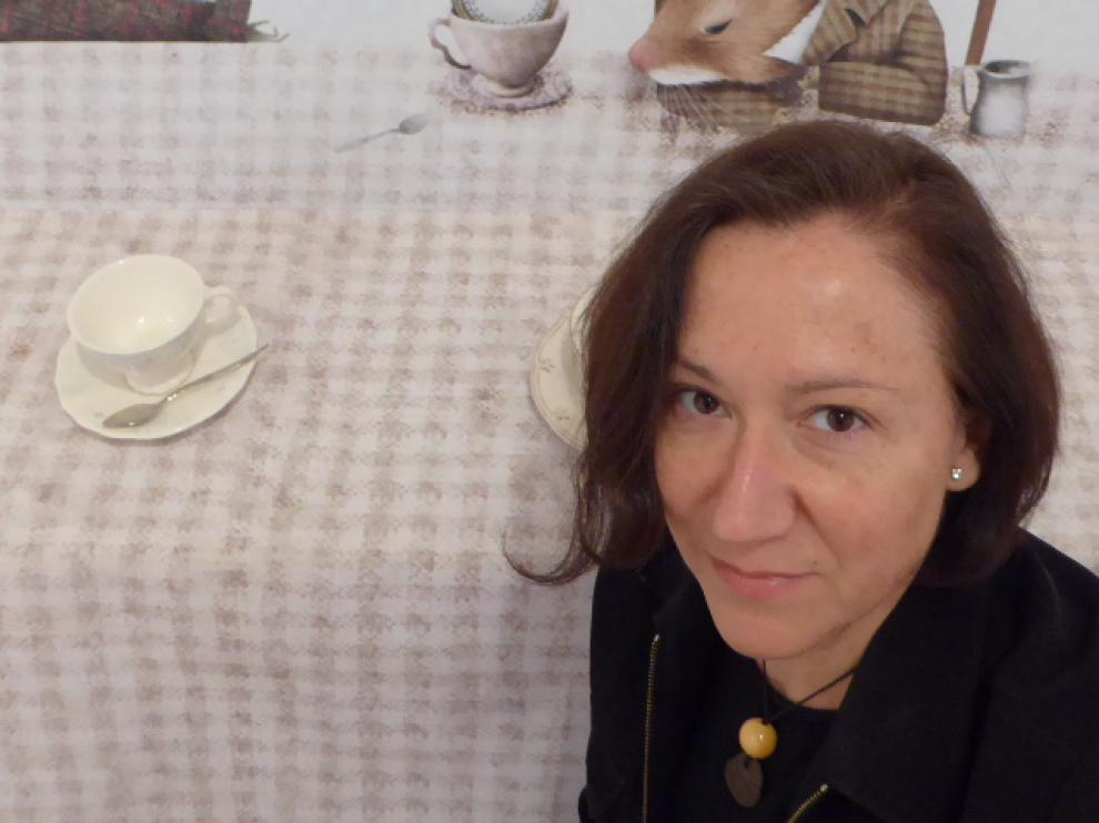 Isabel Bono publica 'Diario del asco'.