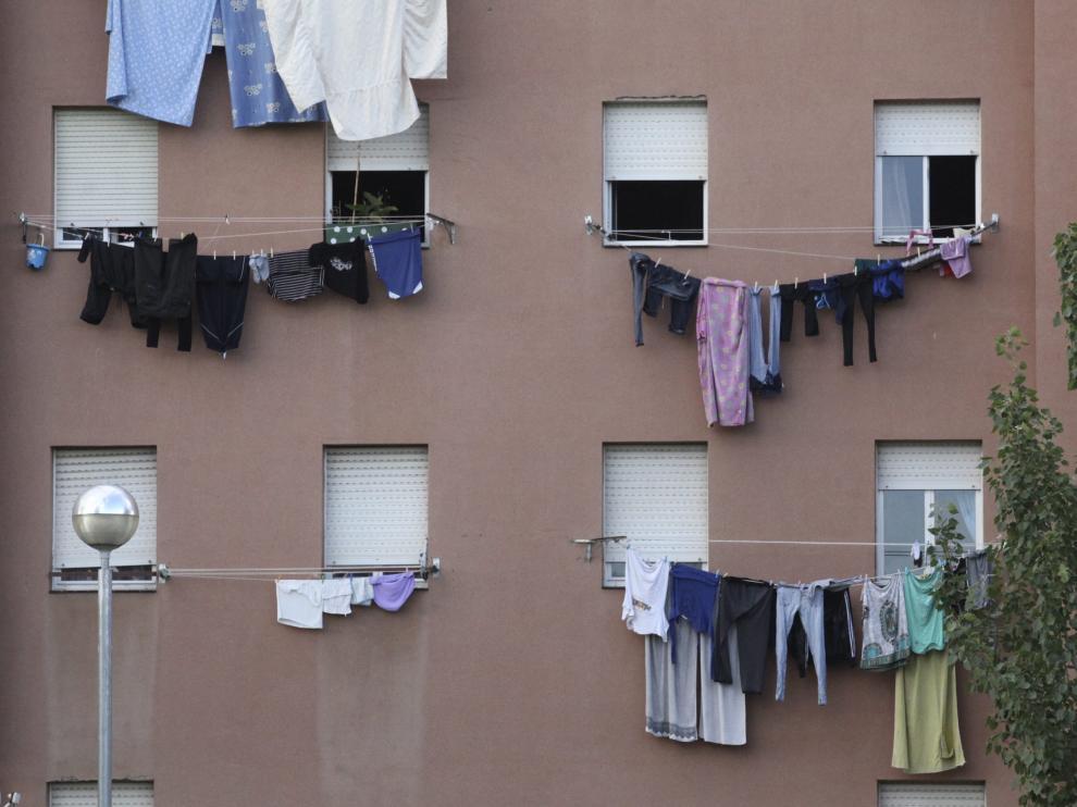 Viviendas en Huesca.