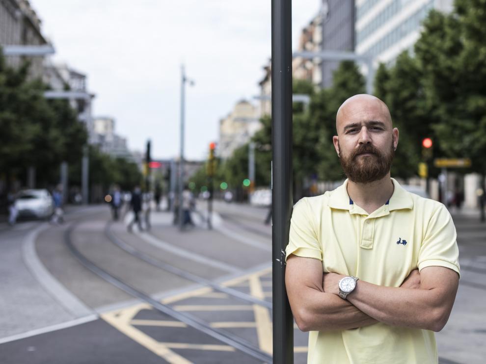 Guillermo Ibáñez compagina su labor en el Fútbol Emotion con su propia consulta.