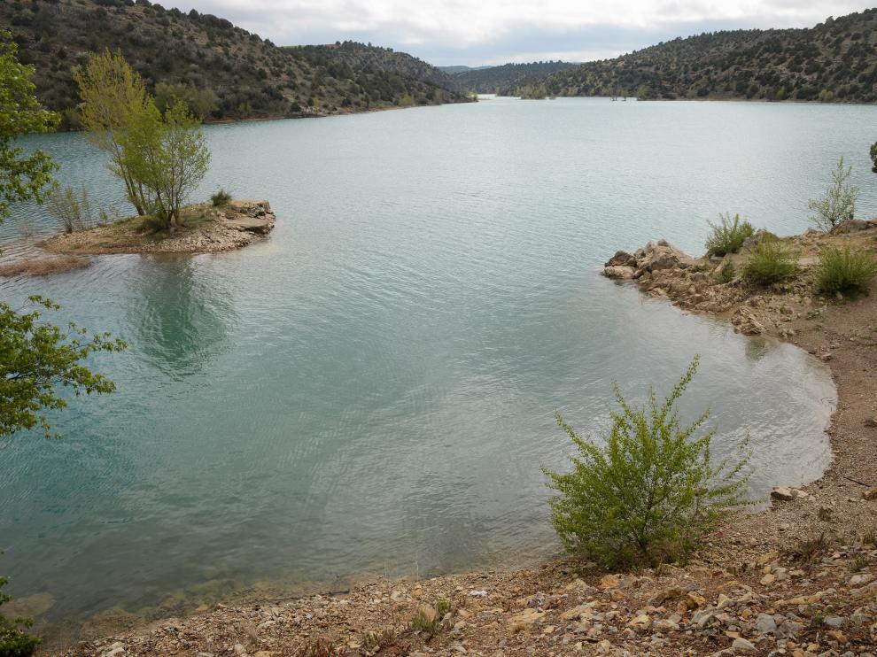 Pantano del Arquillo, San Blas, Teruel /2019-05-03/ Foto:JorgeEscudero [[[FOTOGRAFOS]]] [[[HA ARCHIVO]]]