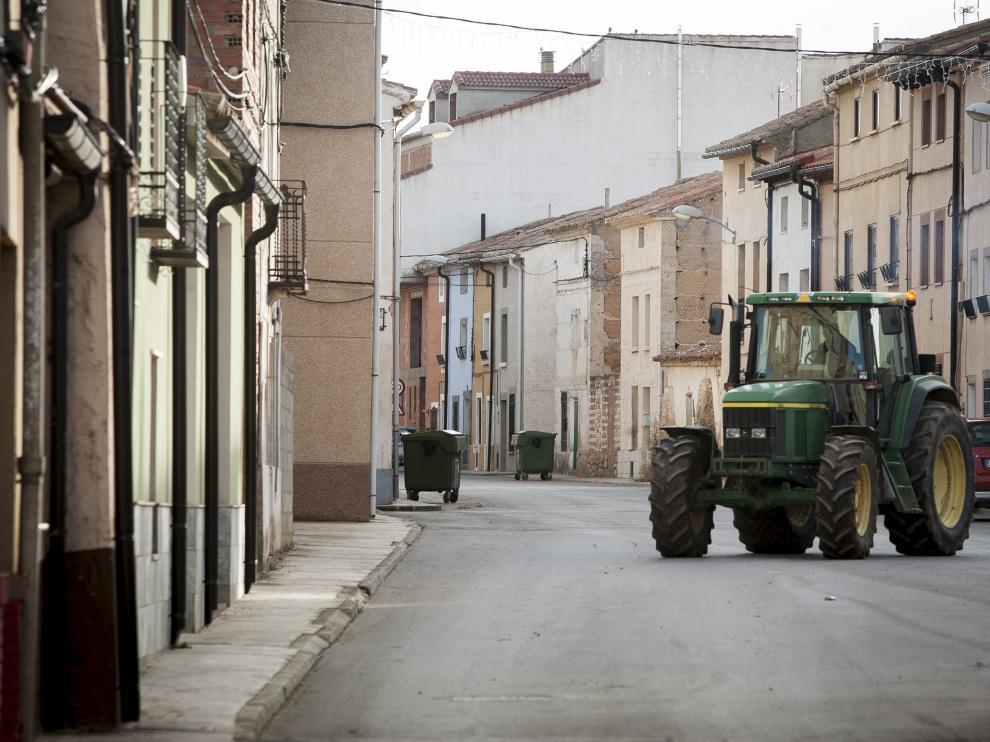 La agresión se produjo en una vivienda de Torrijo del Campo.