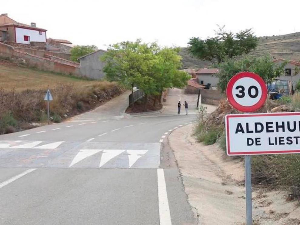 Aldehuela de Liesto es un municipio de la comarca de Campo de Daroca.