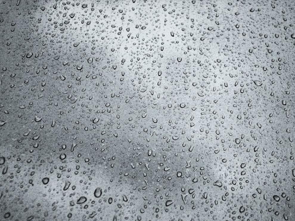 Lluvias, imagen de archivo.