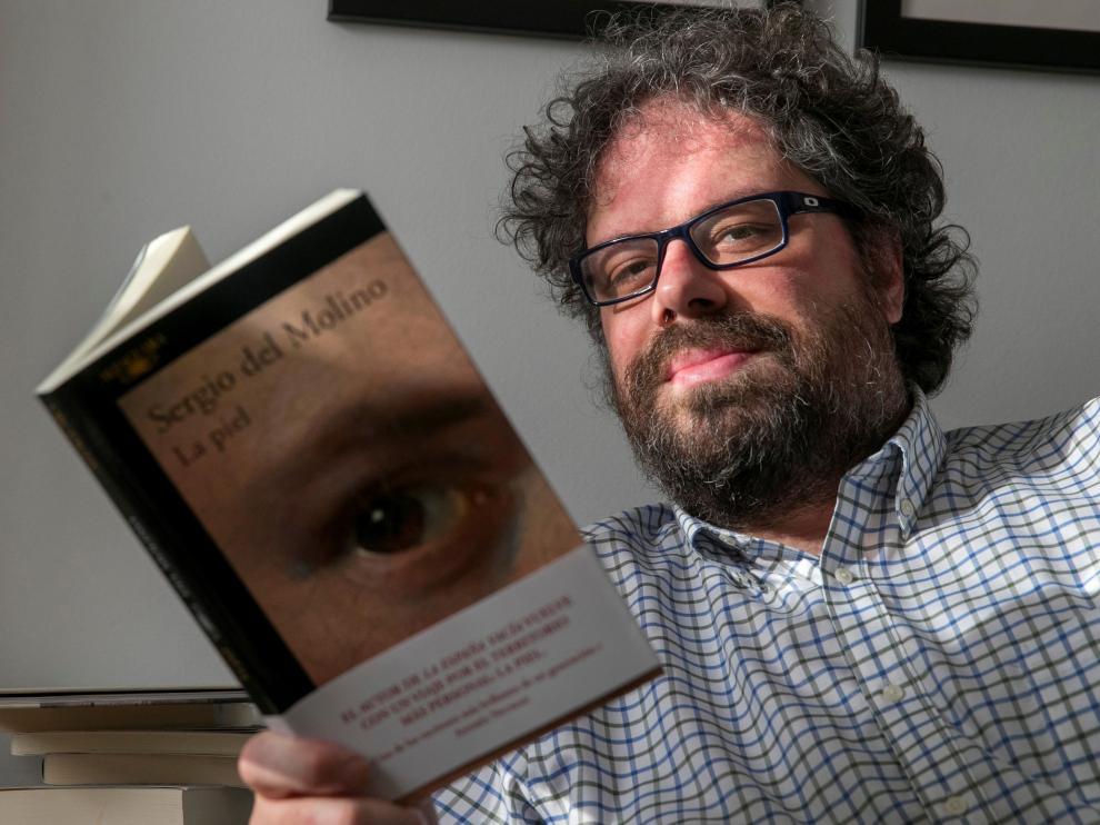 Sergio del Molino publica 'La piel'.