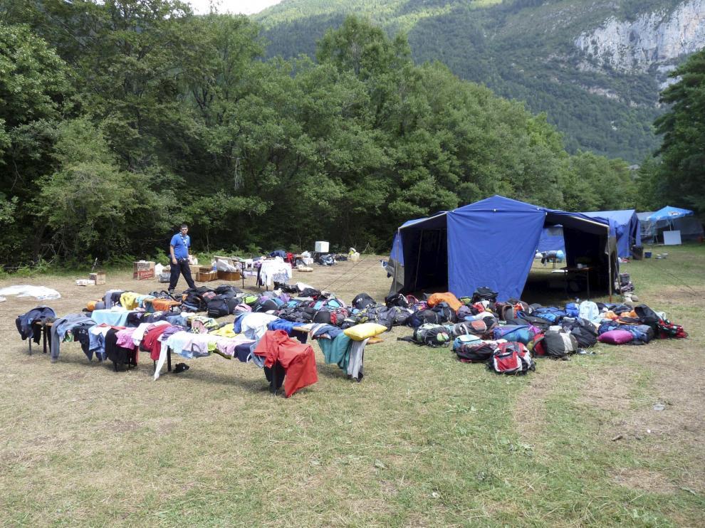 por seguridad frente a la covid-19, este año, miles niños, adolescentes y jóvenes se van a quedar sin poder disfrutar en Aragón de los tradicionales campamentos de verano