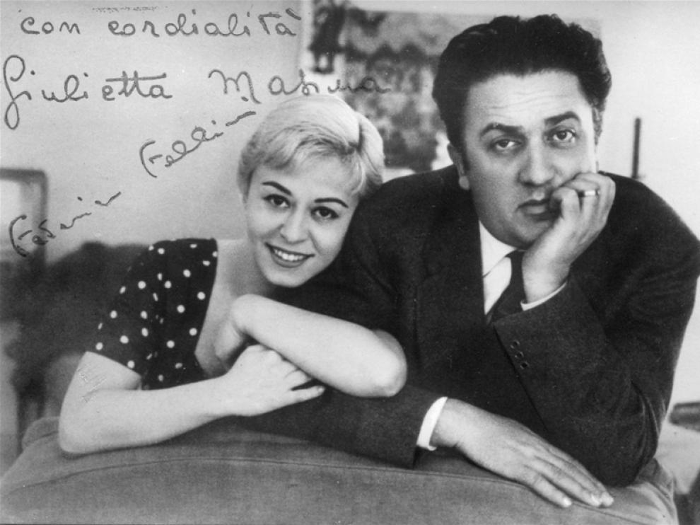 Fellini narra el cuento fascinante de su vida.